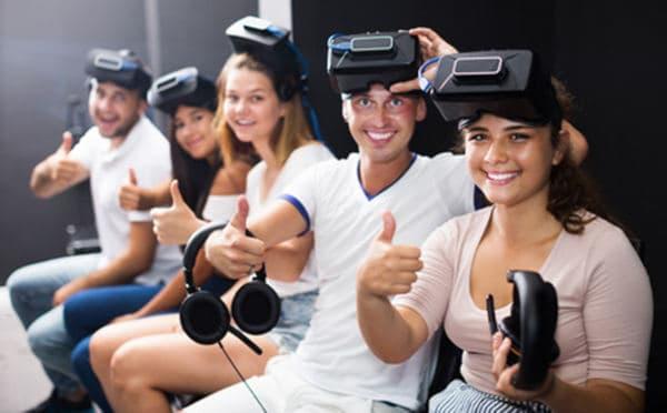 Pokazy VR oferta