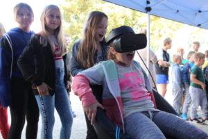 VR jako atrakcja na imprezy plenerowe, imprezy dla dzieci